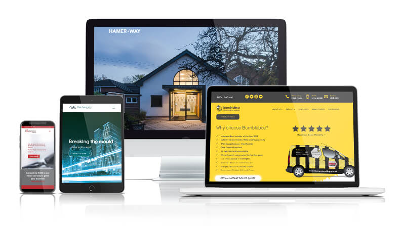 Macclesfield website design